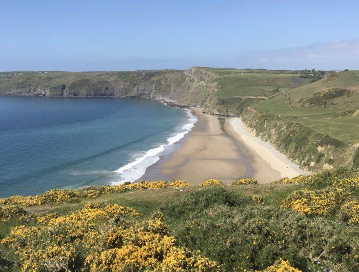 porth-ceiriad-beach