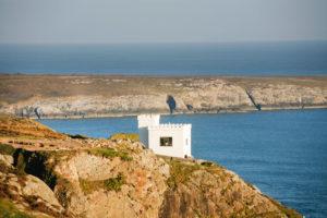 Ellin's Tower Seabird Centre