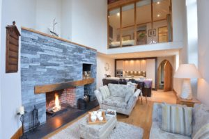 Cosy holiday cottage