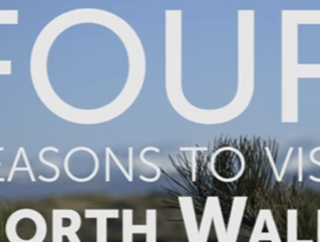 Four Reasons to Visit North Wales