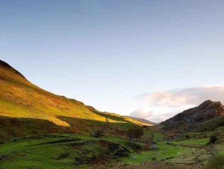 Views of Snowdonia National Park