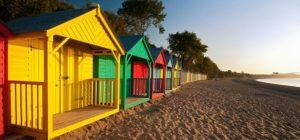 Llanbedrog Beach Huts