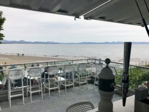 Aqua Beach Bar, Llanbedrog