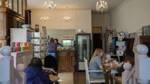 The Tea Room, Criccieth