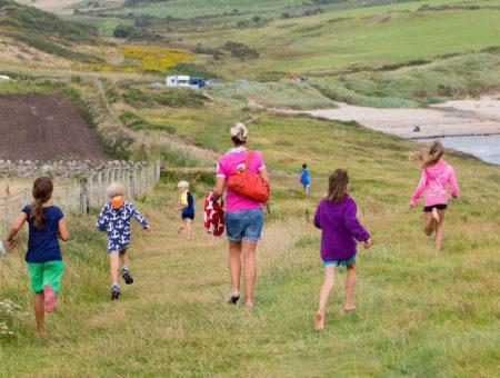 Child Friendly Walks in North Wales