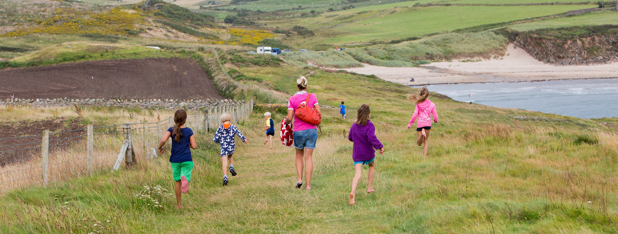 Child Friendly Walks in North Wales