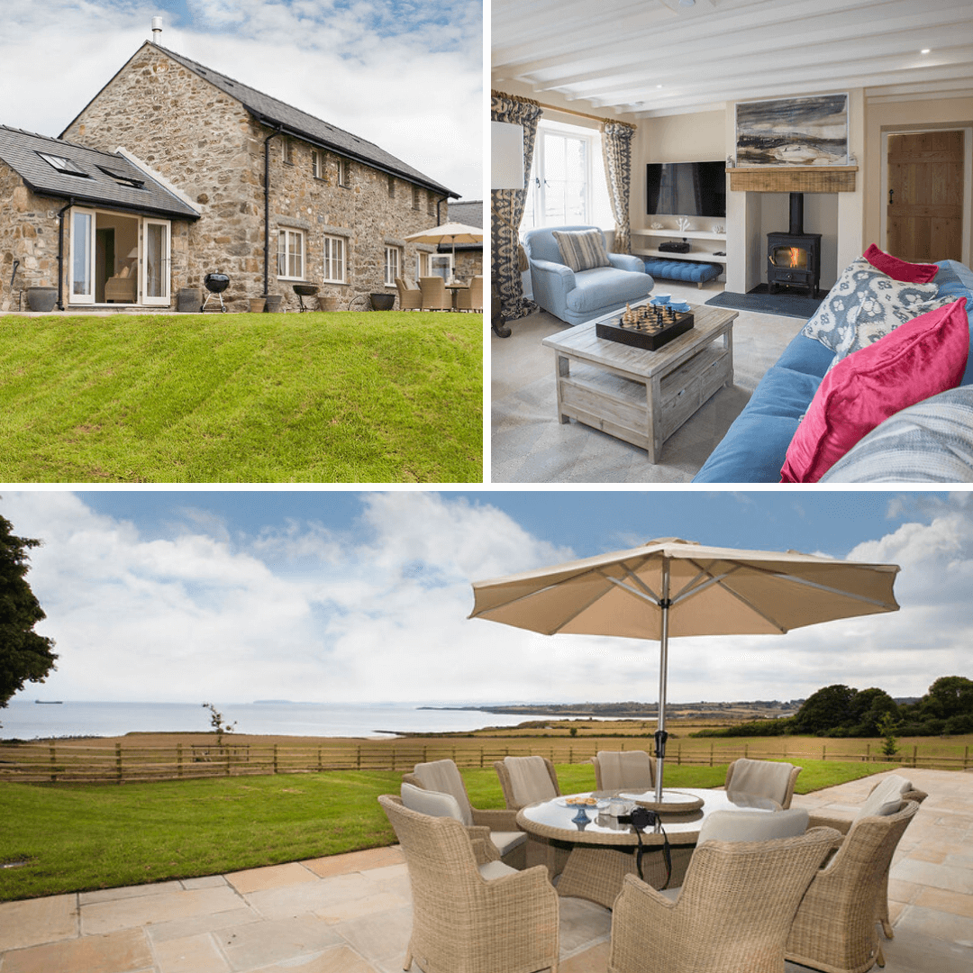 Penrhyn Barn | Menai Holiday Cottages