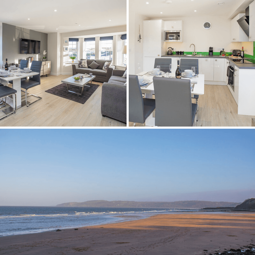Beach Lookout | Benllech | Menai Holiday Cottages