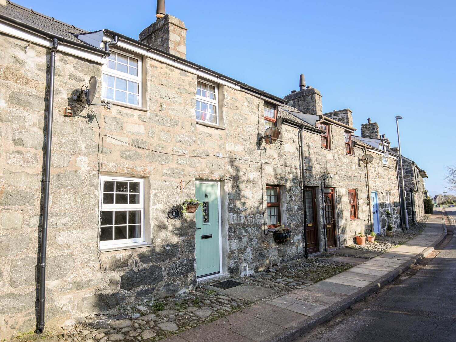 Pogles Wood | Holiday Cottage in Criccieth