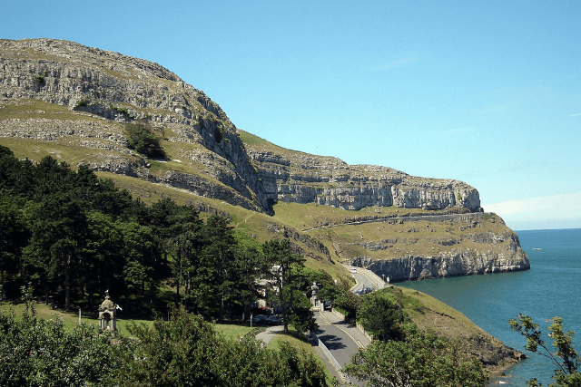 Views of The Great Orme, Llandudno