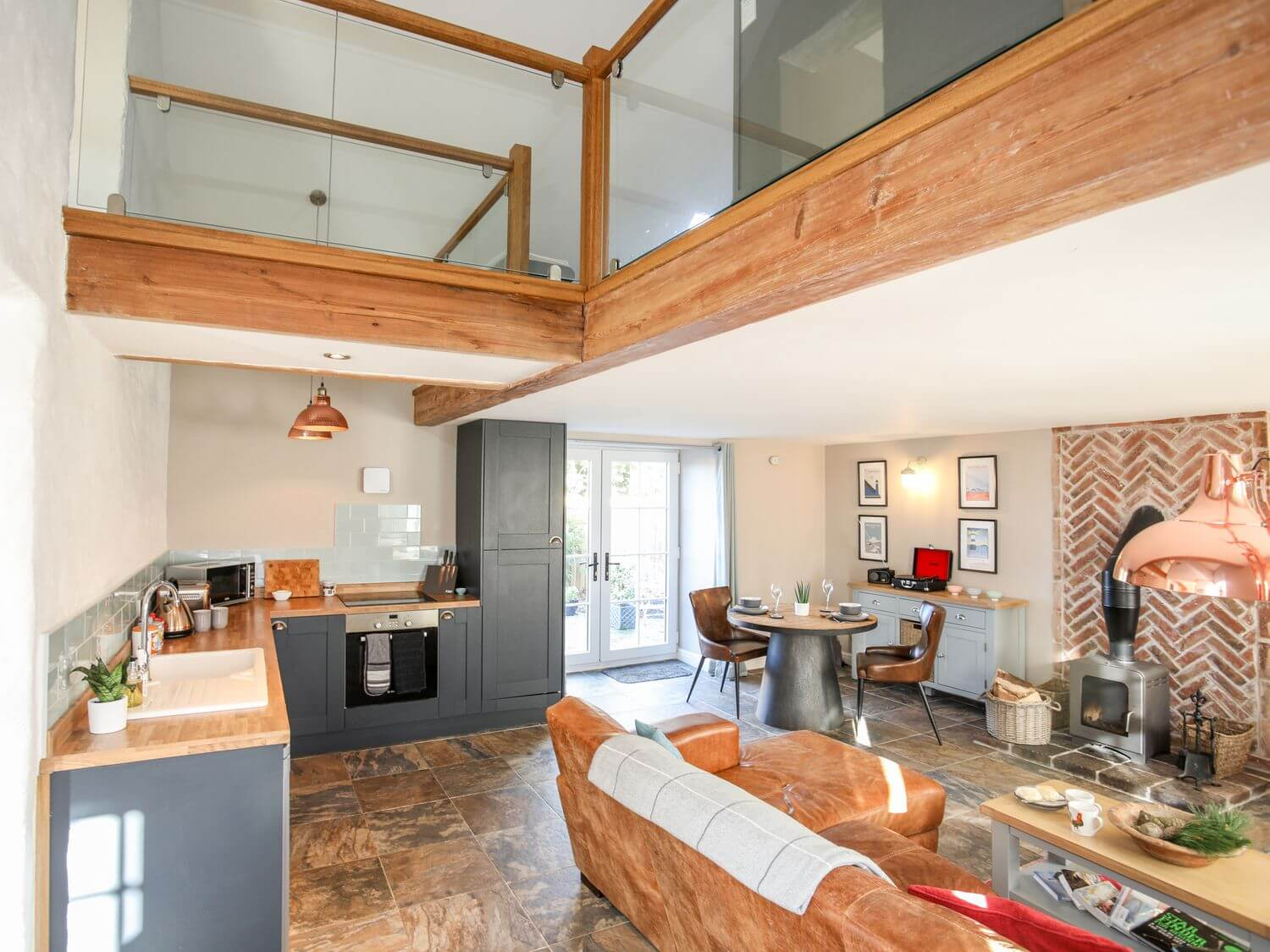 The Hayloft | Holiday Cottage in North Wales