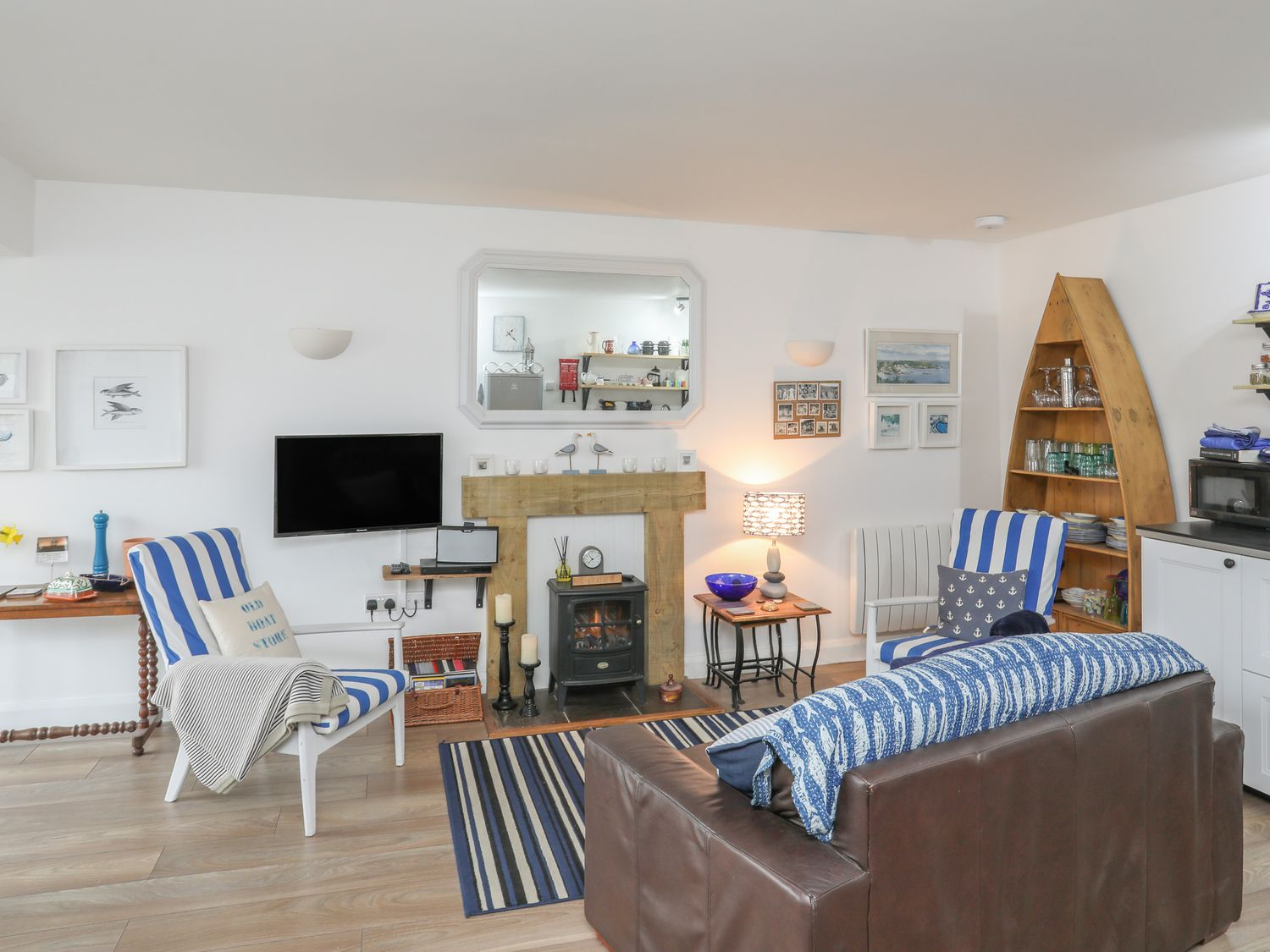 The Boat Store | Morfa Nefyn | Menai Holiday Cottages