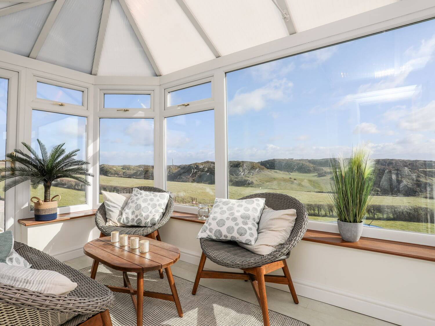 5 Porthdafarch South Cottages | North Wales Holiday Cottages | Menai Holiday Cottages