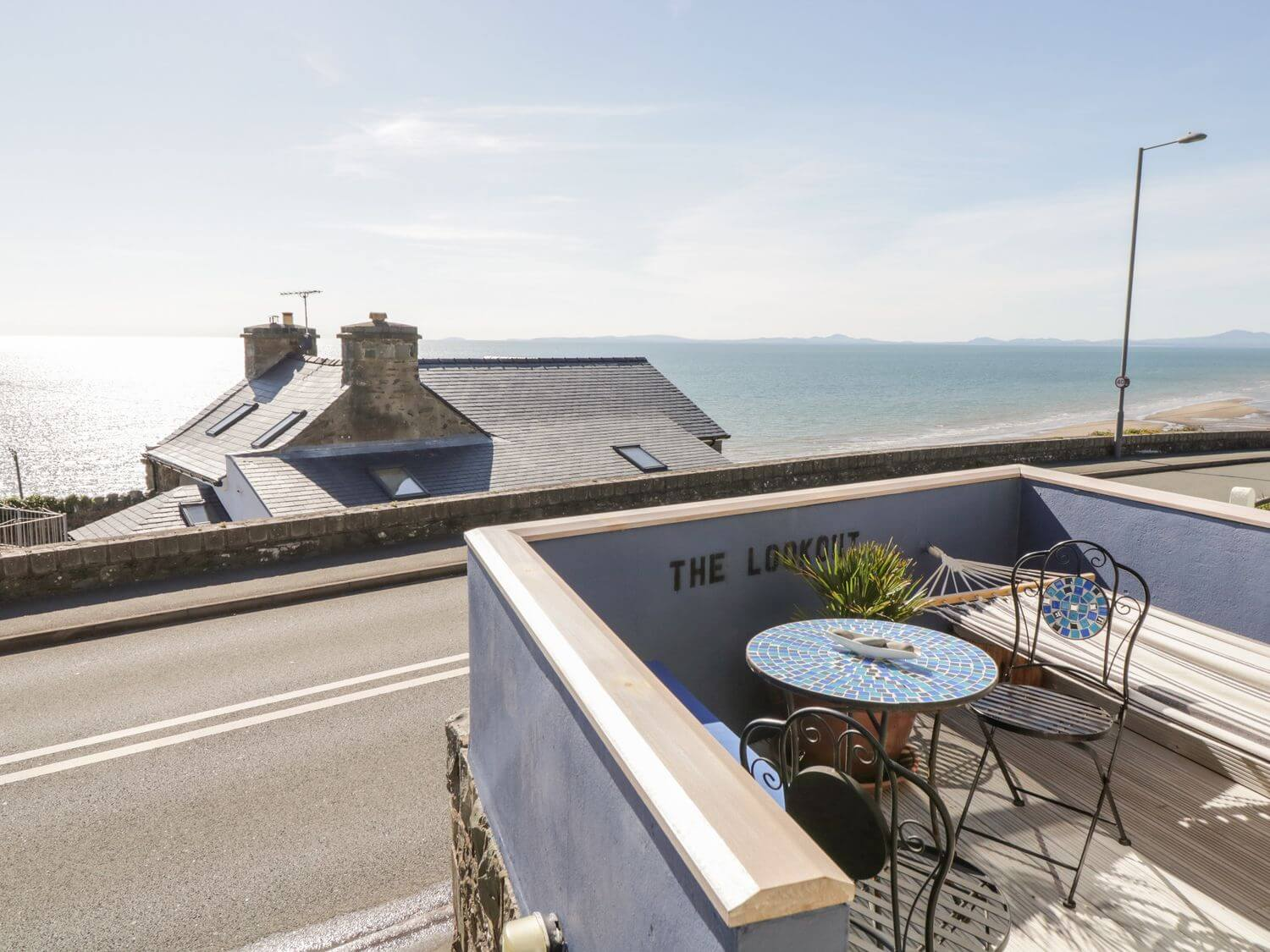 The Lookout   North Wales Holiday Cottage   Menai Holidays