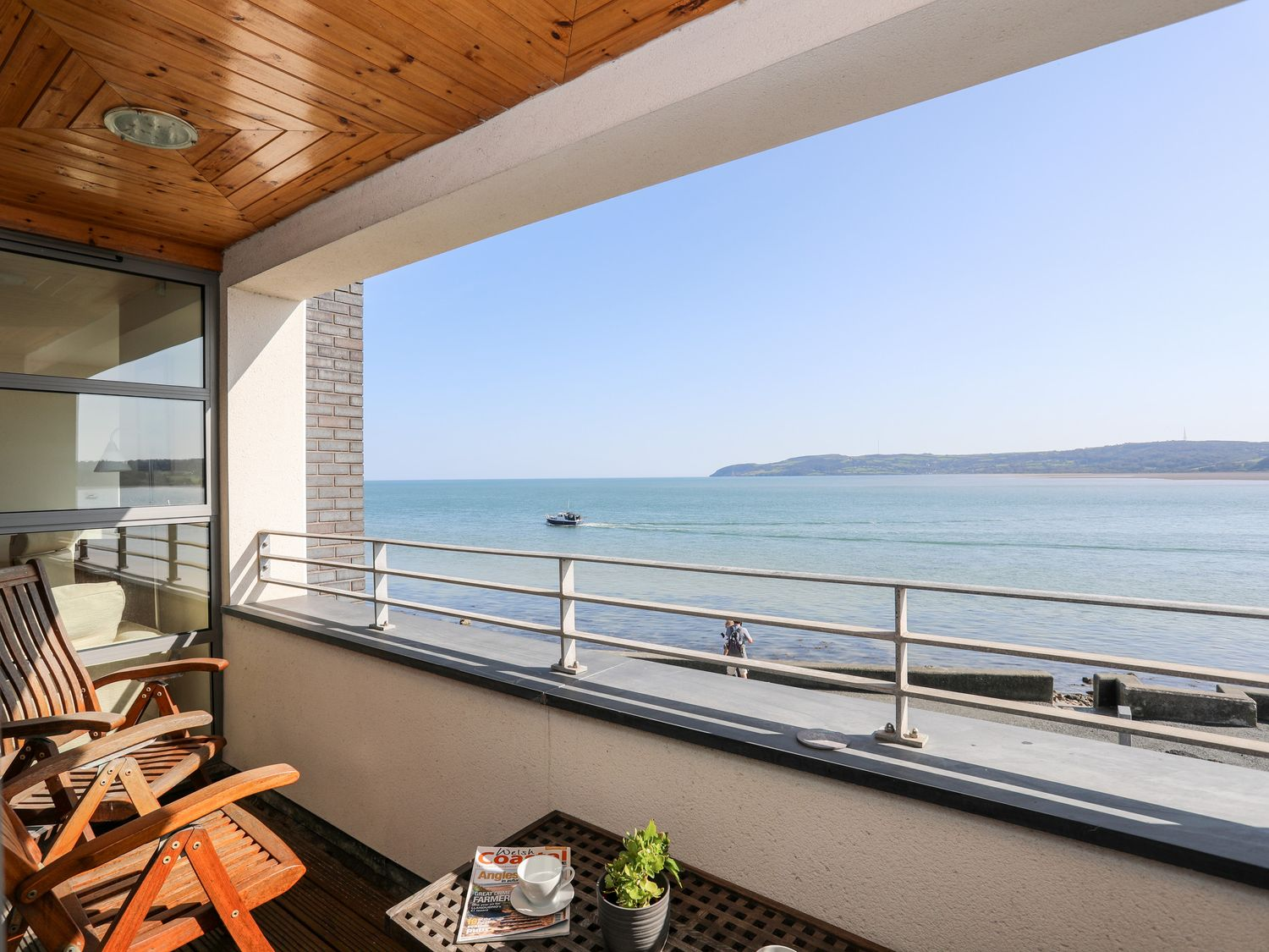 5 The Quay | Red Wharf Bay - Menai Holiday Cottages