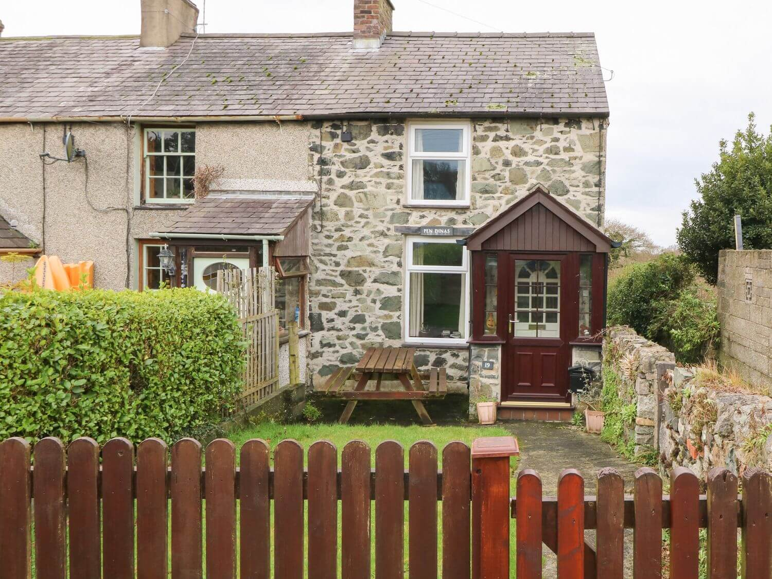 Pen Dinas | Holiday Cottages in North Wales