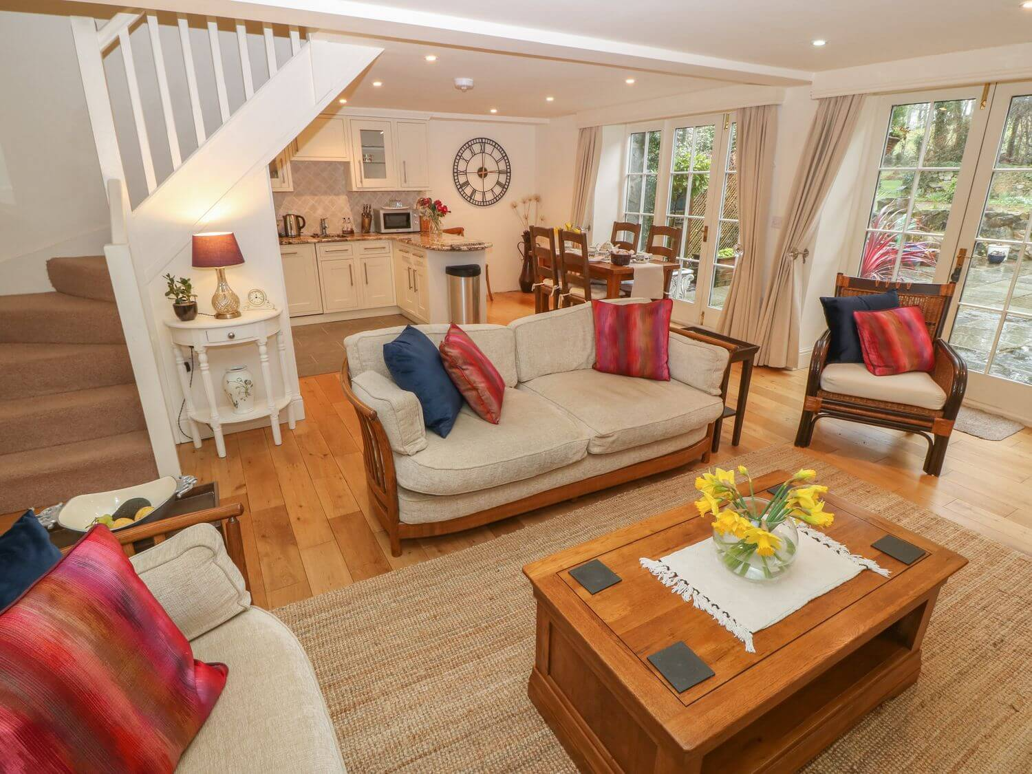 Garden Cottage | Wales Holiday Cottages | Menai Holiday Cottages