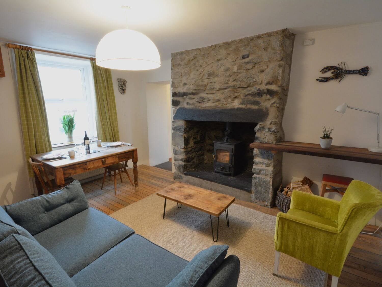 Ty Bach | Wales Holiday Cottages | Menai Holiday Cottages
