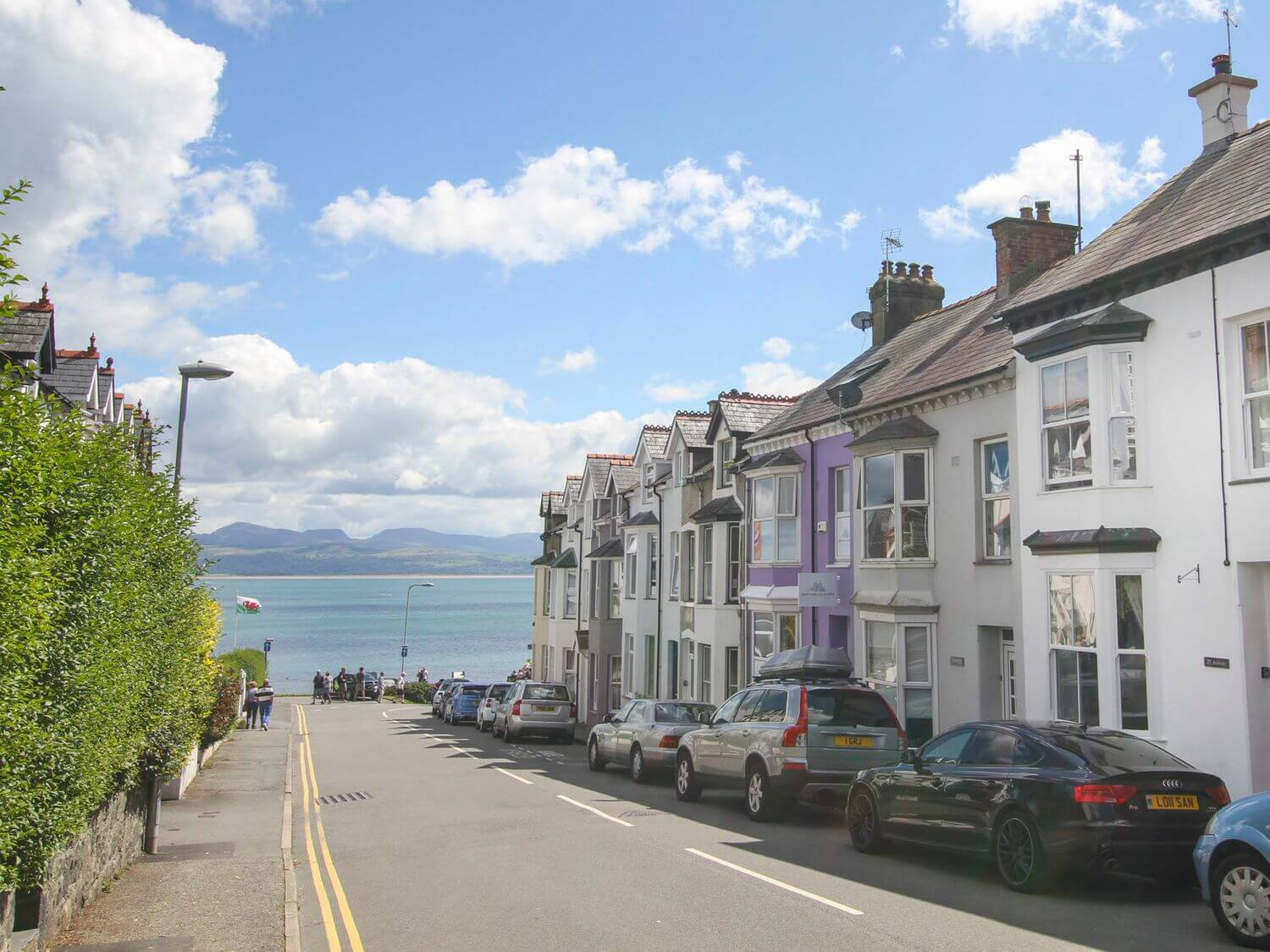 Galwad Y Mor | North Wales Cottages | Menai Holiday Cottages