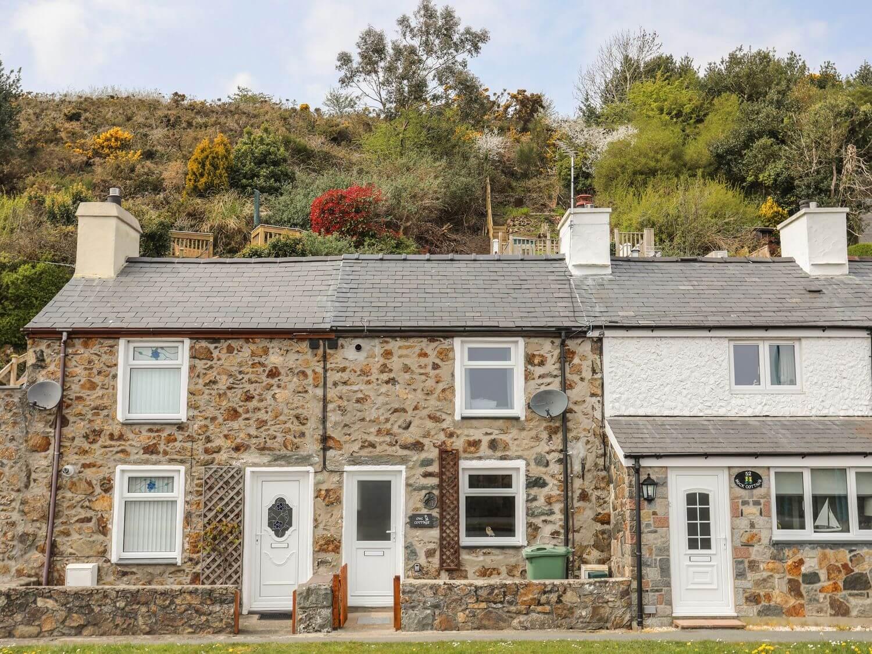 Owl Cottage in Pwllheli, Llyn Peninsula