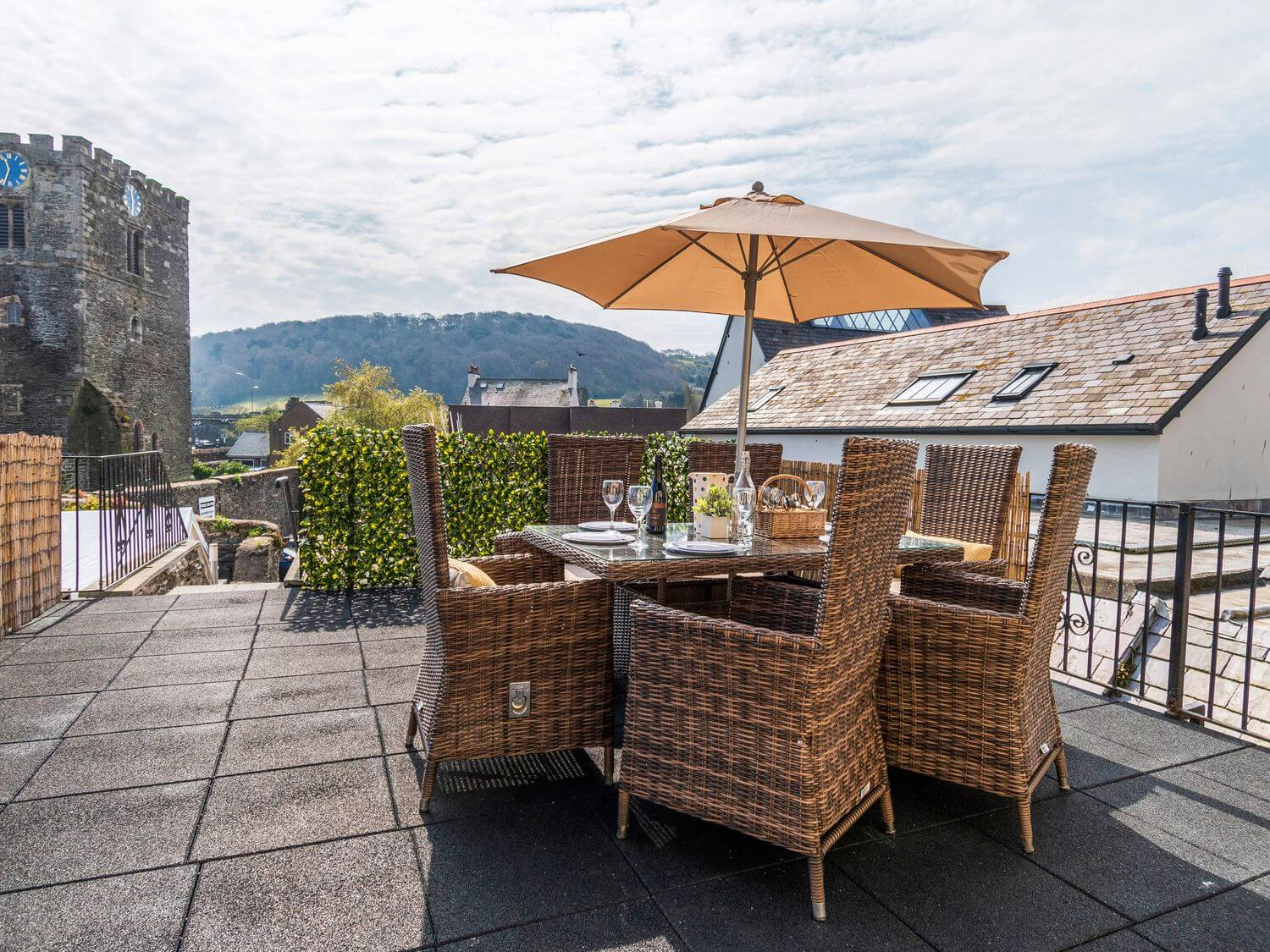Castle View | Conwy Holiday Cottages | Menai Holiday Cottages