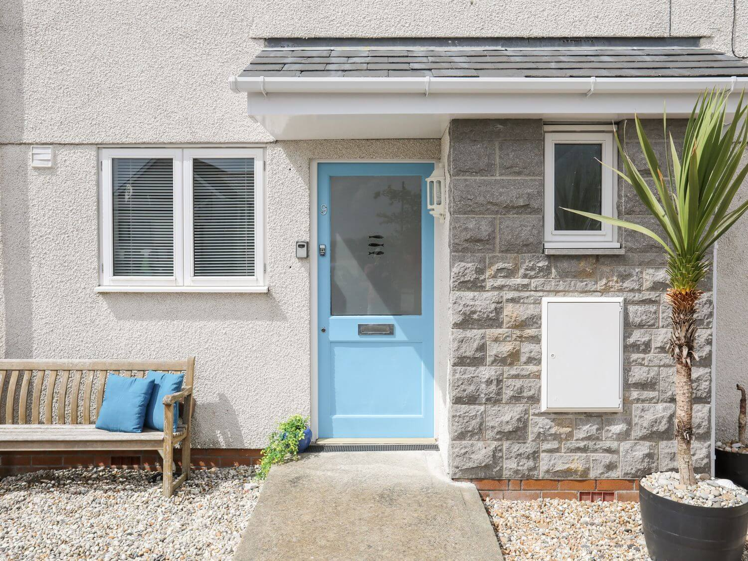 Gwel Yr Afon Holiday Cottage in Moelfre, Anglesey