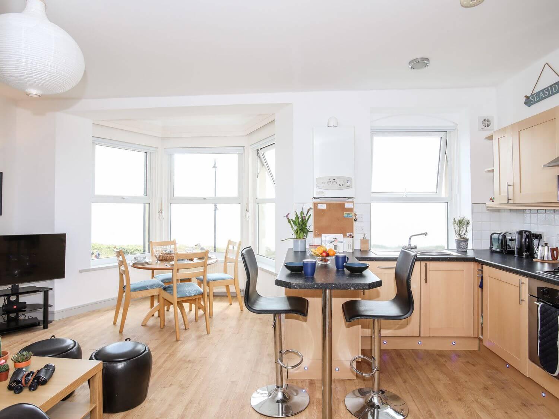 Gwel y Mor Holiday Apartment in Pwllheli, North Wales
