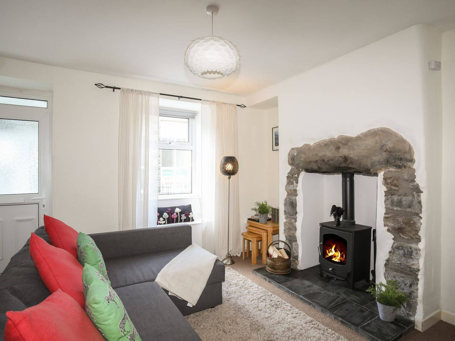 4 Rock Terrace Cottage in Harlech, Snowdonia