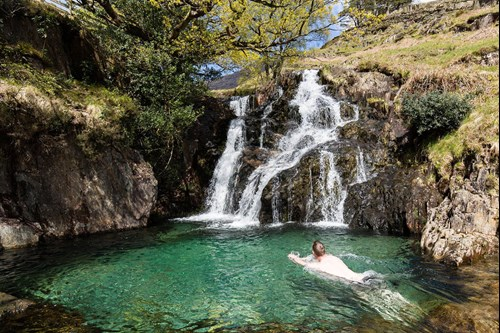 Wild Swimming in North Wales